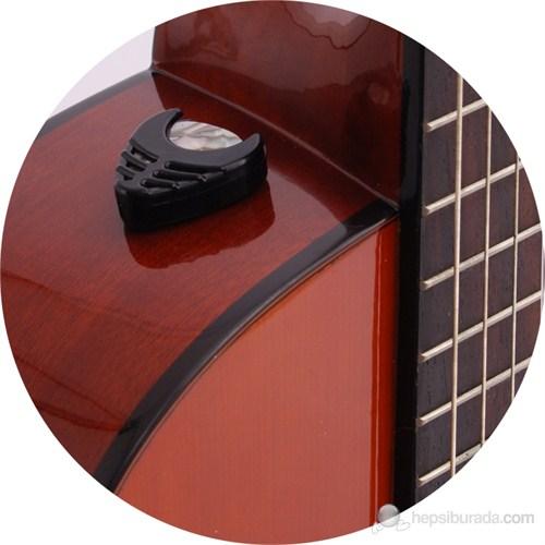 Gitar Pena Şarjörü Pickholder Xphbk (Siyah)