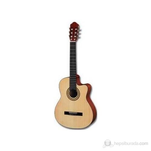 Barcelona Lc 3922 Ceq N Elektro Klasik Gitar (Kılıf Hediyeli)