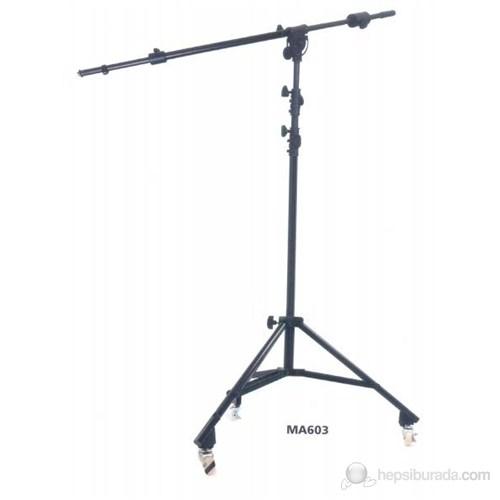 Alctron MA603 Dayanıklı Broadcast Mikrofon Standı