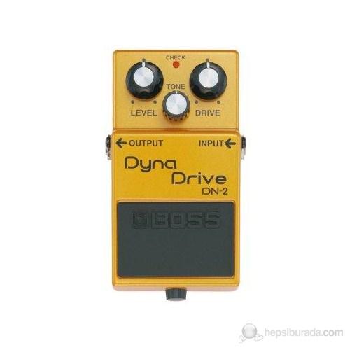 Boss Dn2 Dyna Drive Elektro Gitar Analog Pedal