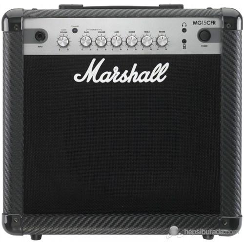 Marshall Mg15Cfr 15W Gitar Kombo Reverb Efektli