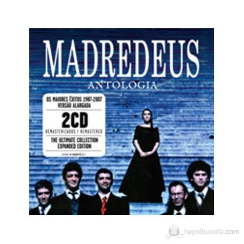 Madredeus - Antologia 1987 - 2007 (2 CD)
