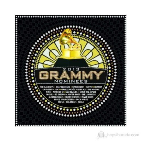 Various Artists - 2013 Grammy Nominess