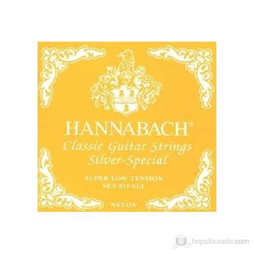 Hannabach 652.507 Klasik Gitar Teli Seti