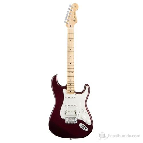 Fender Standard Stratocaster HSS MN Midnight Wine