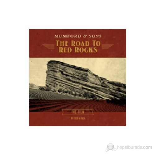Mumford&Sons - The Road To Red Rocks (DVD)