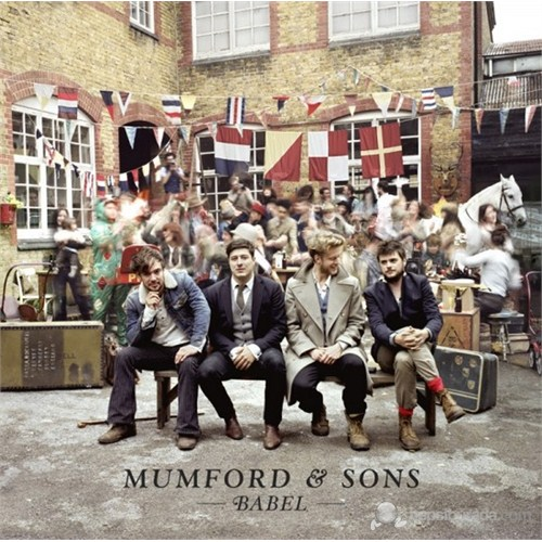 Mumford&Sons - Babel (Deluxe Edition+3 Bonus Tracks)