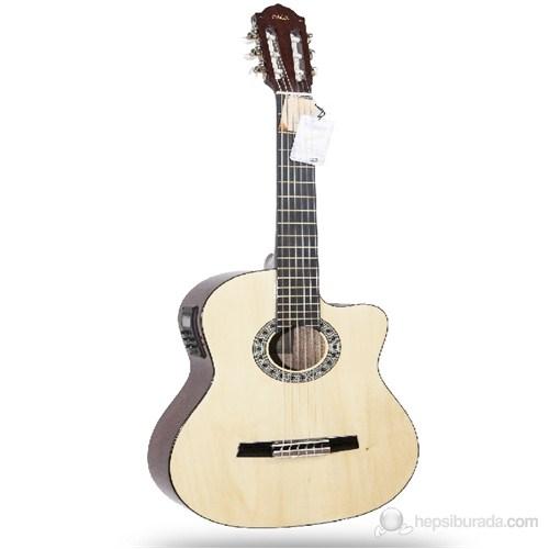 Miguel Angela MA160CE-NA Elektro Klasik Gitar