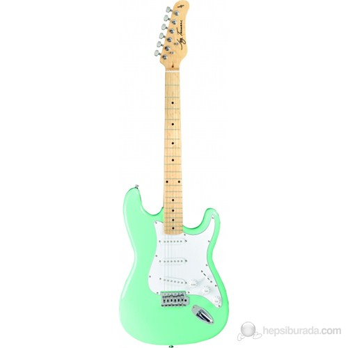 Jay Turser JT-300 Trans Yosun Yeşili Elektro Gitar