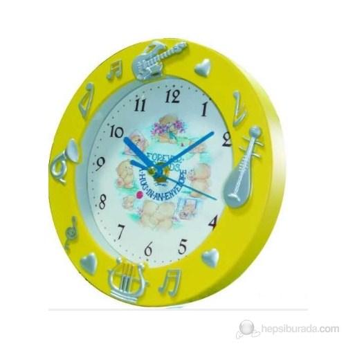 Fzsonata Enstrümanlı Masa Saati