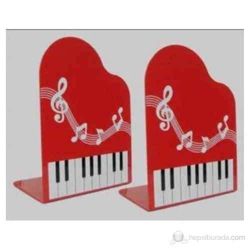 Fzsonata Kuyruklu Piyano Şeklinde Kitap Desteği