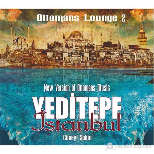 Cüneyt Şahin - Yeditepe İstanbul - Ottomans Lounge 2