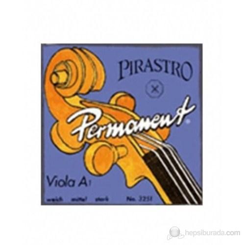 Pirastro 325020 Permanent Medium Viyola Tel Seti