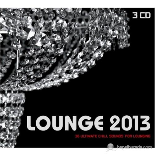 Lounge 2013 (3 CD)
