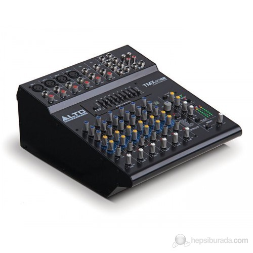 Alto EMPIRE TMX80DFX - 8 Kanal Power Mikser