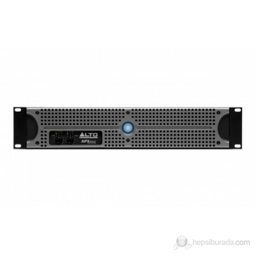 Alto APX1000 2 Kanal Power Ampilifikatör