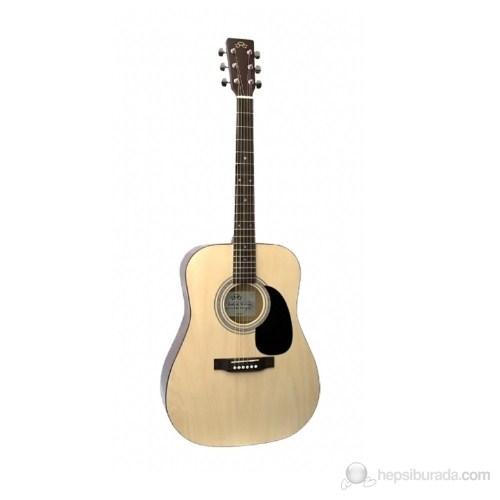 Sx Md160/Na Akustik Gitar