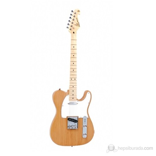 SX STL/ALDER/NA Elektro Gitar