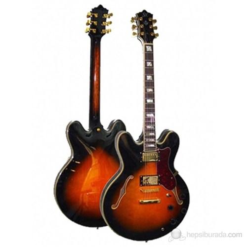 SX GG6/CUS/VS Elektro Gitar