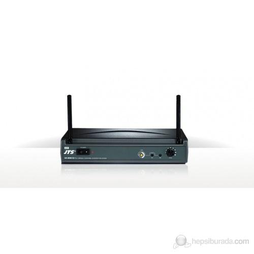 JTS US-8001D - Dijital Çift Anten TEK Yaka Telsiz Mikrofonu