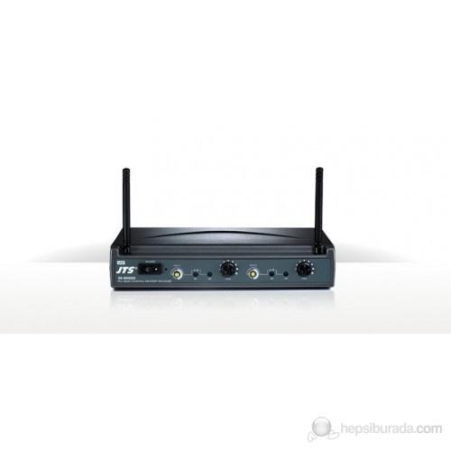 JTS US-8002D - Dijital Çift Anten El+Yaka Telsiz Mikrofon Seti