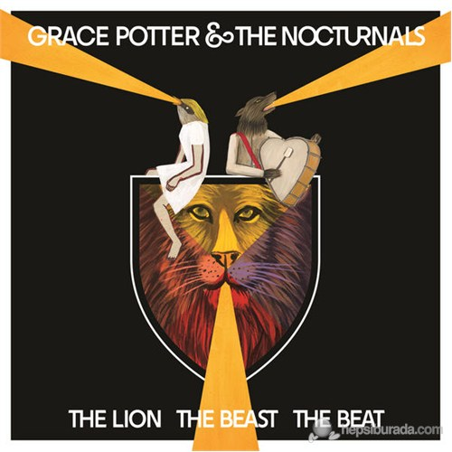 Grace Potter &The Nuctornals - The Lion The Beast The Beat