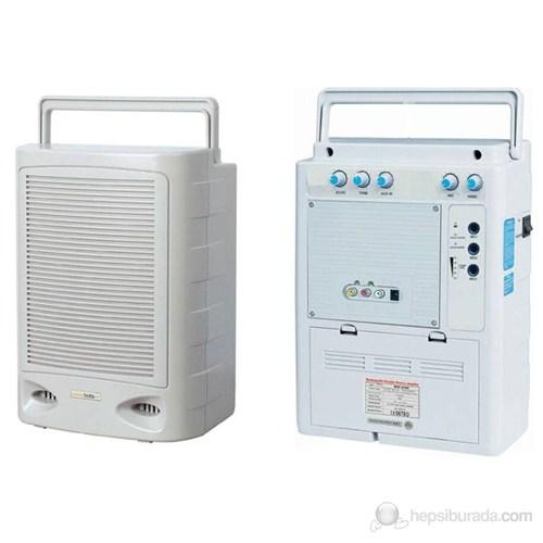 Score SH-220 USB - 150 Watt Portatif Çanta Amfi