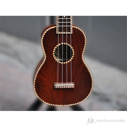 Moon UK711SC Soprano Ukulele