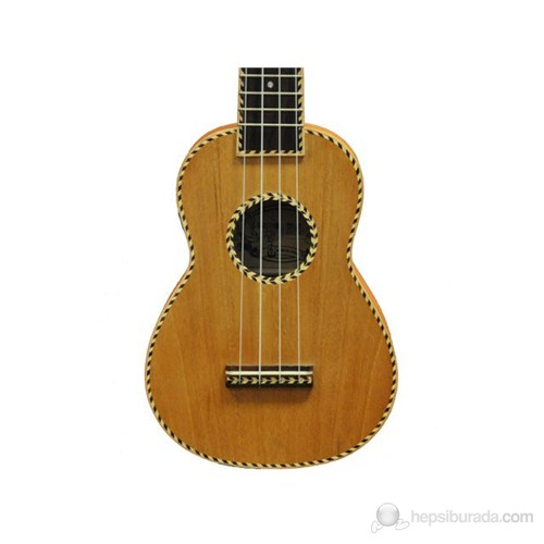 Moon UK211RC Soprano Ukulele