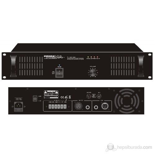 Prima T-1S120 - 240 Watt Power Amfi