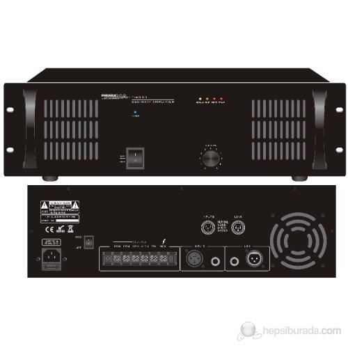 Prima T-6500 - 1000 Watt Power Amfi