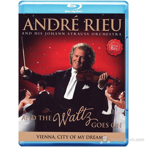 Andre Rıeu - And The Waltz Goes On