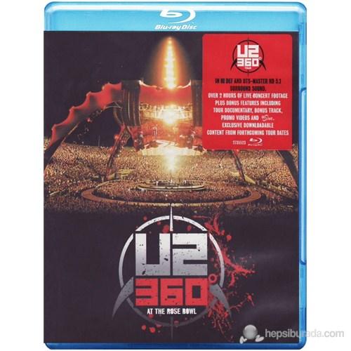 U2 - U2 360°At The Rose Bowl