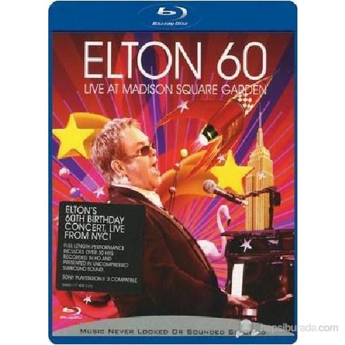Elton John - Elton 60 - Lıve At Madıson Square Garden