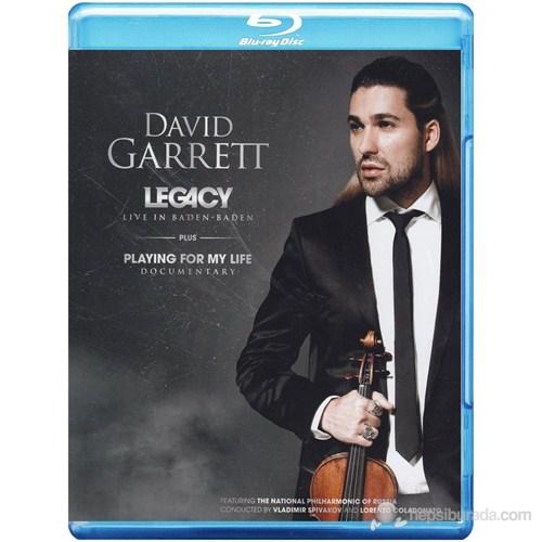 Davıd Garrett - Legacy: Lıve In Baden-Baden