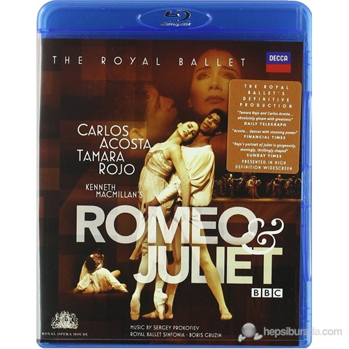 Carlos Acosta - Prokofıev: Romeo And Julıet
