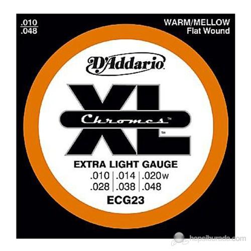 Daddario Ecg23 - Elektro Gitar Teli