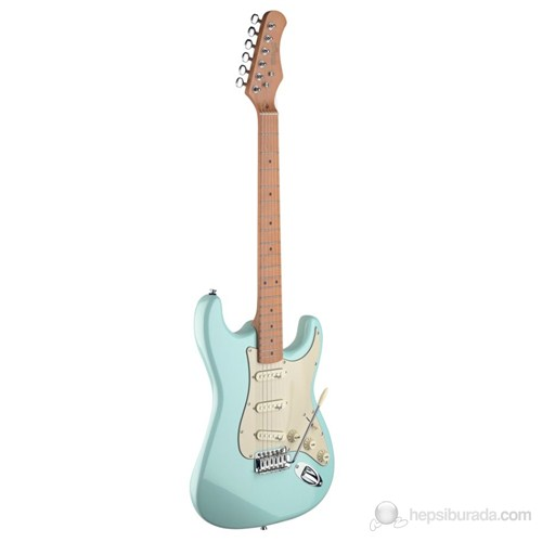 Staggs SES50M-SNB Elektro Gitar