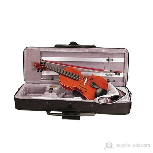 Stentor 1550/C VLN O/F Conservatoire Obl Case 3/4 Keman