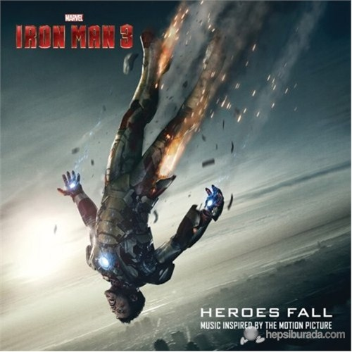 Soundtrack - Ironman 3: Heroe's Fall
