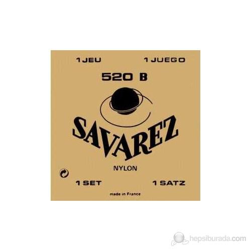 Savarez 655.807 Klasik Gitar Teli Seti
