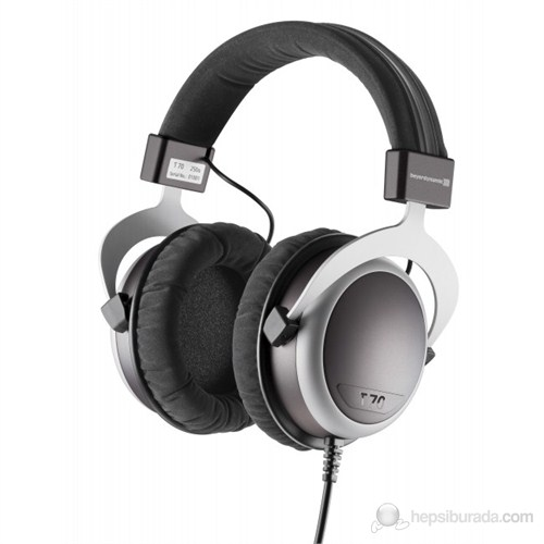 Beyerdynamic T70 Premium Stereo Kulaküstü Kulaklık (250 Ohm)