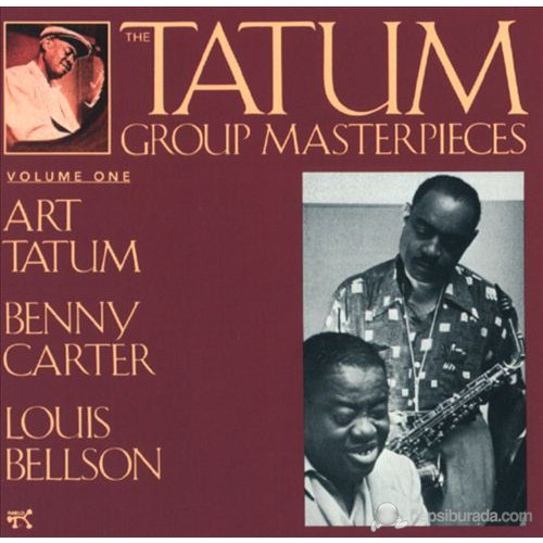 Art Tatum - The Tatum Group Masterpieces Vol.1