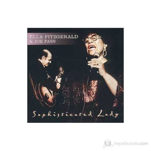 Ella Fitzgerald - Sophisticated Lady