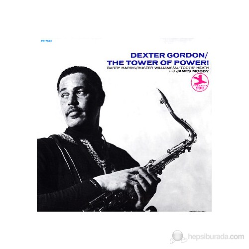 Dexter Gordon - The Tower of Power