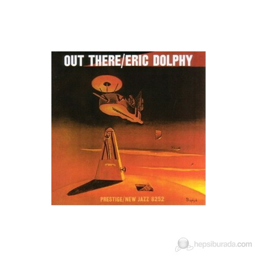 Eric Dolphy - Out There