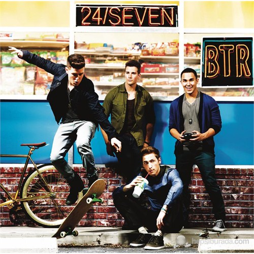 Big Time Rush - 24 Seven