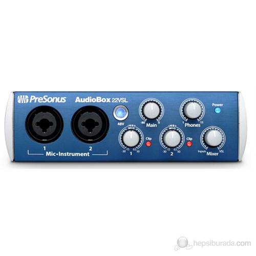 Presonus AudioBox 22VSL Ses Kartı
