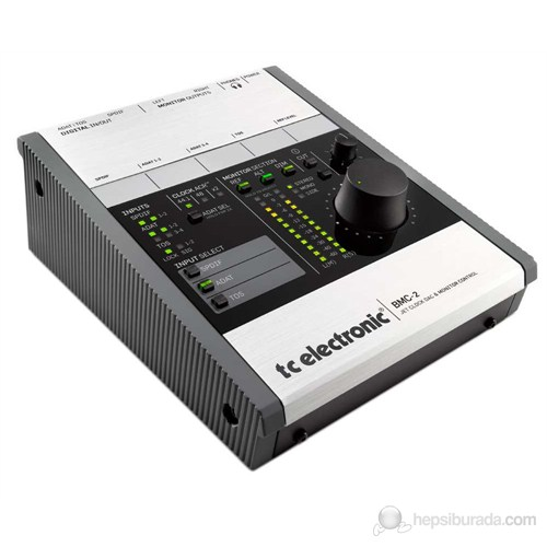 Tc Electronıc BMC-2 DAC / Monitör kontroller