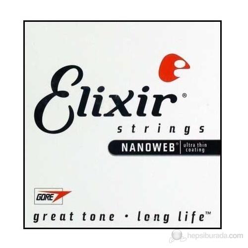 Elixir 018 Tek Gitar Teli
